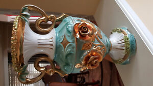 Vintage elegant vase