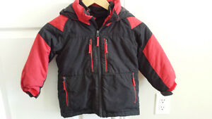 4t Boys 3 in 1 Coat