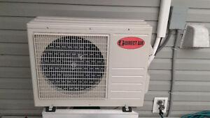 DIRECT AIR MINI-SPLIT HEAT PUMP