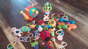 Baby toys girl or boys $10 for all