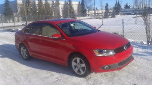 2014 Jetta tsi turbo only 43000km