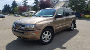 2002 Olds Bravada Chevy Trailblazer GMC Envoy SUV