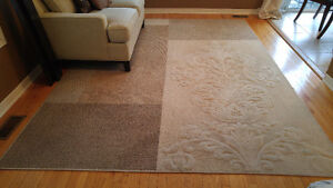 Contemporary Wool Rug 2x3m