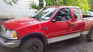 2002 Ford F-150 Xl 4x4