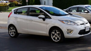 2011 Ford Fiesta SES Titanium Hatchback - REDUCED PRICE