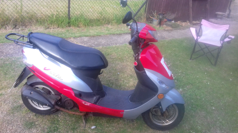 Peugeot 50cc scooter spares repairs | in Welwyn Garden City, Hertfordshire  | Gumtree