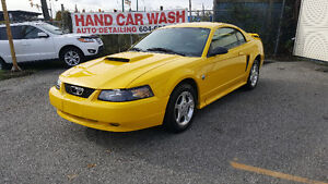 2004 Ford Mustang Coupe With Only 54800KM