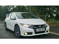 DEC 2014 HONDA CIVIC 1.6 DTEC FREE ROAD TAX !