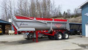 2013 Remorque trailer hybride North Country