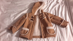 Girls 4T winter coat