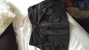 Beautiful skirt with bow