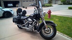 Mint Condition - 2013 Harley Daviidson Heritage Softail Classic