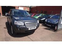 2010 / 10 Land Rover Freelander 2 2.2Td4 HSE 5dr 4WD Automatic + Warranty + Full