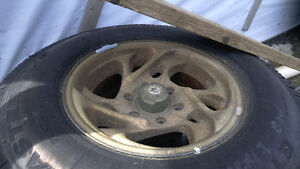 "245/75r16"" on 2001 chev custom aluminum   rims,"