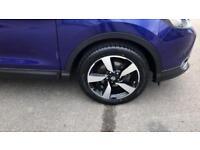 2015 Nissan Qashqai 1.2 DiG-T N-Tec+ Xtronic Automatic Petrol Hatchback