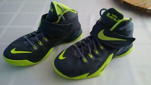 Nike Lebron Basketball Sneakers- Size 5.5Y