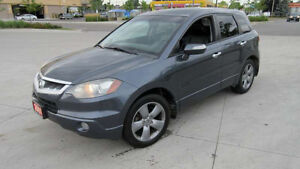 2007 Acura RDX, AWD,Leather,roof,143000 km, Certified