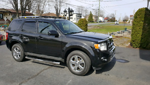 Ford escape limited awd 2011