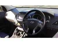 2014 Hyundai IX35 2.0 CRDi Premium with Satellit Automatic Diesel Estate