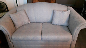 For Sale Love Seat-single bed pull out