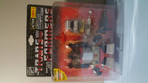 Loyal Subjects Transformers Grimlock and Optimus 5.5 inch