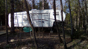 Wanted: Place to park trailer