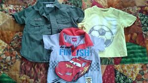 size 24 months boys shirts