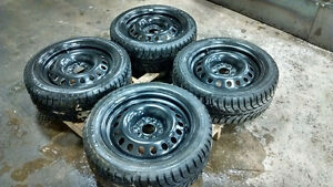 Winter tires  225 50 R17