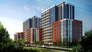 ***5% Down***  Brand New condos for sale in Waterloo !