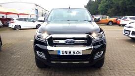 2018 Ford Ranger 3.2 TDCI Limited Double Cab (A Manual Diesel 4x4