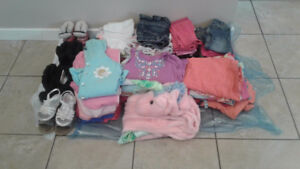 Assorted Girl clothing 2T-3T