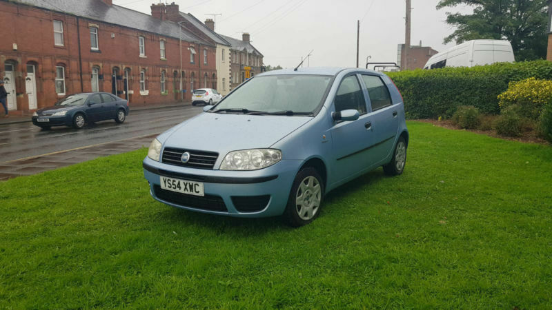 Fiat Punto 1.2 16v Dynamic Automatic PX Swap Anything considered