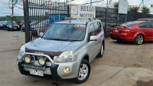 2009 Nissan X-Trail T31 Adventure Edition (4x4) Silver 6 Speed CVT Auto Sequential Wagon Ravenhall Melton Area Preview