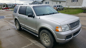 2003 ford explorer limited for sale