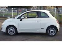 2011 Fiat 500 1.2 Lounge 3dr (start/stop)