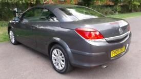 2009 09 VAUXHALL ASTRA 1.8 TWIN TOP SPORT LOW 52K CAT C CHEAPEST ONE! PX SWAPS