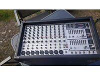 Beringer pmx2000 mixer