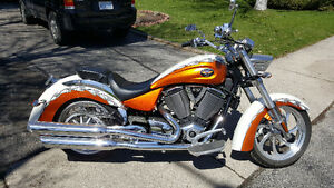 Beautiful 2007 Victory Kingpin