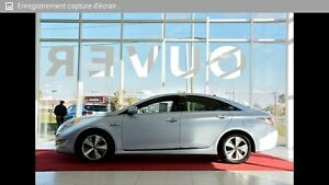 2012 Hyundai Sonata Hybrid Bleu Berline avec Garantie Prolongé