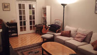 Dec/Jan $600 Large Room, beautiful view 6 1/2 ALL INCLUDED