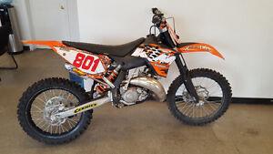 08 KTM 144 SX