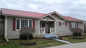 New Steel Roofing, Siding, and Custom Trims