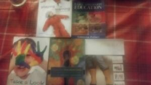 Early Childhood Education (ECE) Books for Algonquin First Term