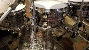 6 Drum Kits for sale. Compact, Custom, Standard, Like New