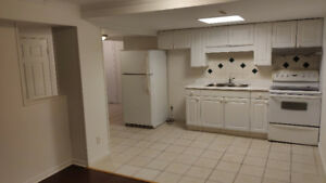 McCowan/Steeles, Basement for rent - 2 Bedrooms +1 P + Sep Entr