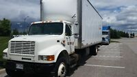 28ft straight truck for sale