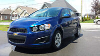 Chevrolet Sonic LS 2012 - SUCCESSION ***