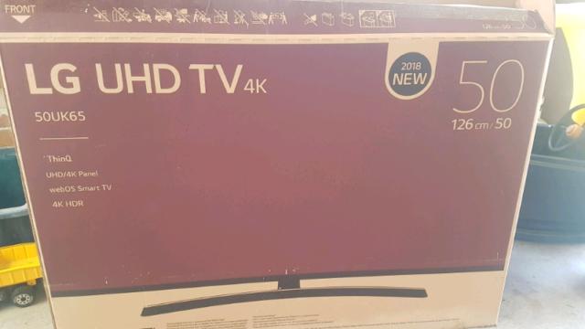 Lg Uhd Tv 4k 50 U0026quot   126cm Smart Tv