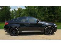 2010 BMW X6 xDrive50i Auto with Nav Sunro 4x4 Petrol Automatic