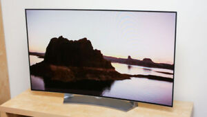 "LG 55"" OLED SMART TV EG9100"